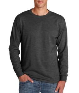 Jerzees Men's & Women's Adult Long Sleeve Heavyweight Poly/C