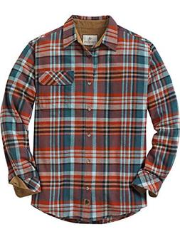 Legendary Whitetails Men's Buck Camp Flannels Barnwood Slate