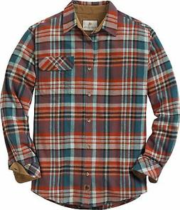 men s buck camp flannels plaid