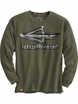 Legendary Whitetails Men's Drawn To Release Long Sleeve T-Sh