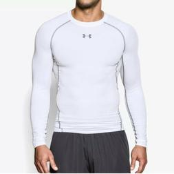 Under Armour Men's HeatGear Long Sleeve Compression Shirt XL