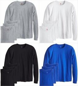 men s long sleeve comfort soft tops