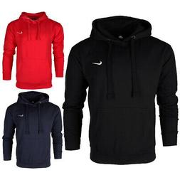 Nike Men's Athletic Wear Embroidered Swoosh Fleece Gym Activ