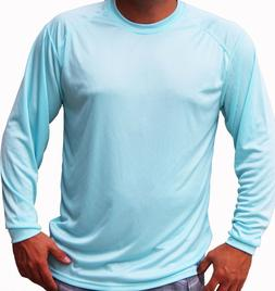 men s long sleeve upf 50 t