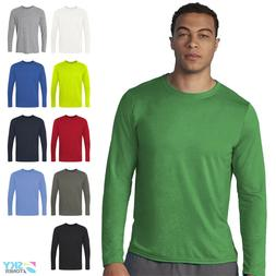 Gildan Men's Performance Long Sleeve T-Shirt Freshcare™ Pl