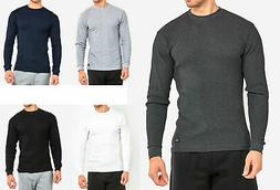 men s thermal shirt long sleeve medium