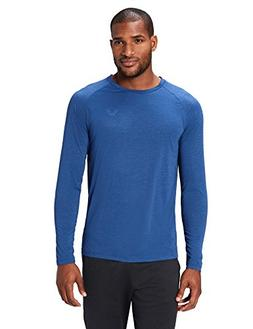 Peak Velocity Men's VXE Long Sleeve Quick-dry Loose-Fit T-Sh