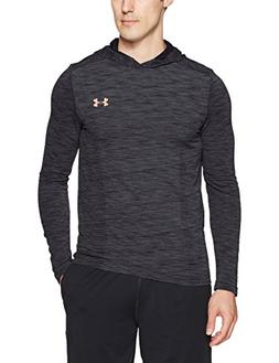Under Armour Men's Threadborne Fleece ½ Zip Hoodie,Anthraci