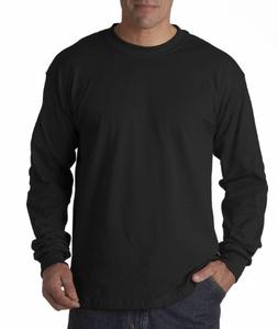 Gildan Mens 5.3 oz. Heavy Cotton Long-Sleeve T-Shirt G540 -B