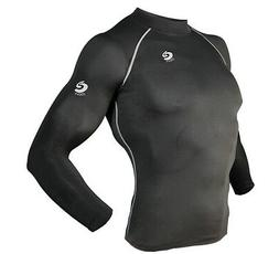 Mens COOVY Compression Wear Under Base Layer Top Tight Long