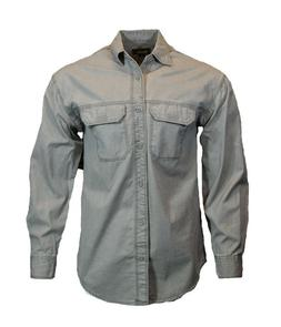 Work n Sport Mens Long Sleeve Button Down Down Up Shirt Fit