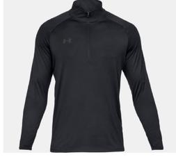 Under Armour Mens UA Tech 1/2 Zip Long Sleeve New Tall Mens
