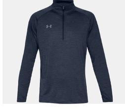 Under Armour Mens UA Tech 1/2 Zip Long Sleeve New Mens 4XL 1