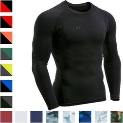 TSLA Tesla MUD11 Baselayer Cool Dry Long Sleeve Compression
