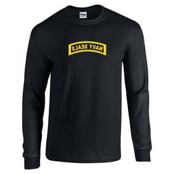 Navy Seals US Army Military Defence Force Long Sleeve T-Shir