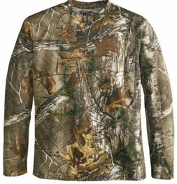 NEW 3XL Mens Realtree Xtra Camo Long Sleeve Tee Shirt Huntin