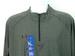 New!! Under Armour Men's UA Tech 1/4 Zip Long Sleeve Shirt,