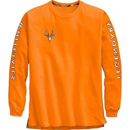 Legendary Whitetails Men's Non-Typical Series Long Sleeve T-