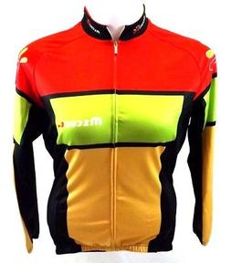 NWT MZCURSE CYCLING BICYCLE Jacket COLOR BLOCK SIZE XXL POLY