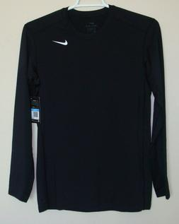 NWT Nike Men's Dri-Fit Dry Fitted Long Sleeve Tee Shirt Size