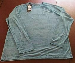 NWT Under Armour Mens UA Tech Patterned Long Sleeve Tee Bayo