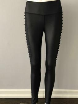 90 Degree by Reflex Pintuck Sides Cire Legging