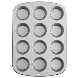 "Recipe Right Standard Muffin Pan-12 Cavity 3""X1"