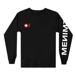 recovery 10th anniversary longsleeve black xl