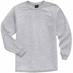 River's End UPF 30+ Long Sleeve Tee  Casual   Tops - Grey -