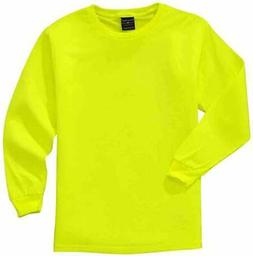 River's End UPF 30+ Long Sleeve Tee  Casual   Tops - Green -