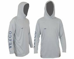 AFTCO Samurai Sun Protection Hoodie-Fishing Shirt--Pick Colo