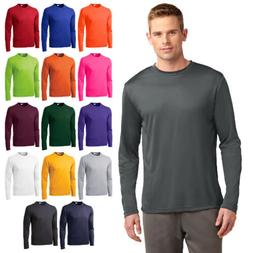 Sport-Tek TALL Long Sleeve T-Shirt Dry Fit Moisture Dri Wick