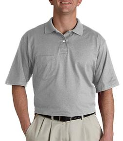 Jerzees Men's SpotShield Jersey Pocket Polo