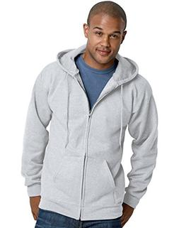 Hanes Mens Ultimate Cotton® Heavyweight Full Zip Hoodie