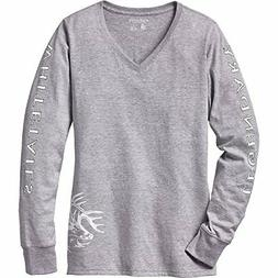 women s cotton non typical long sleeve